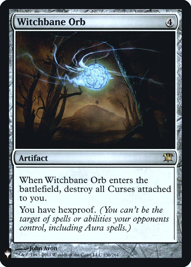 Witchbane Orb