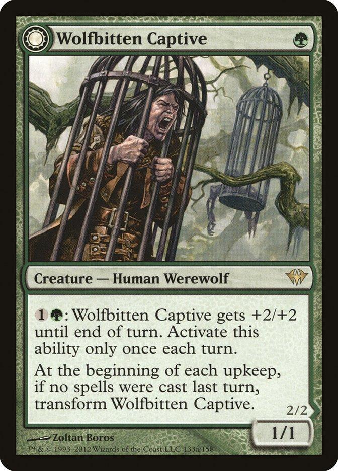 Wolfbitten Captive // Krallenhorde Killer