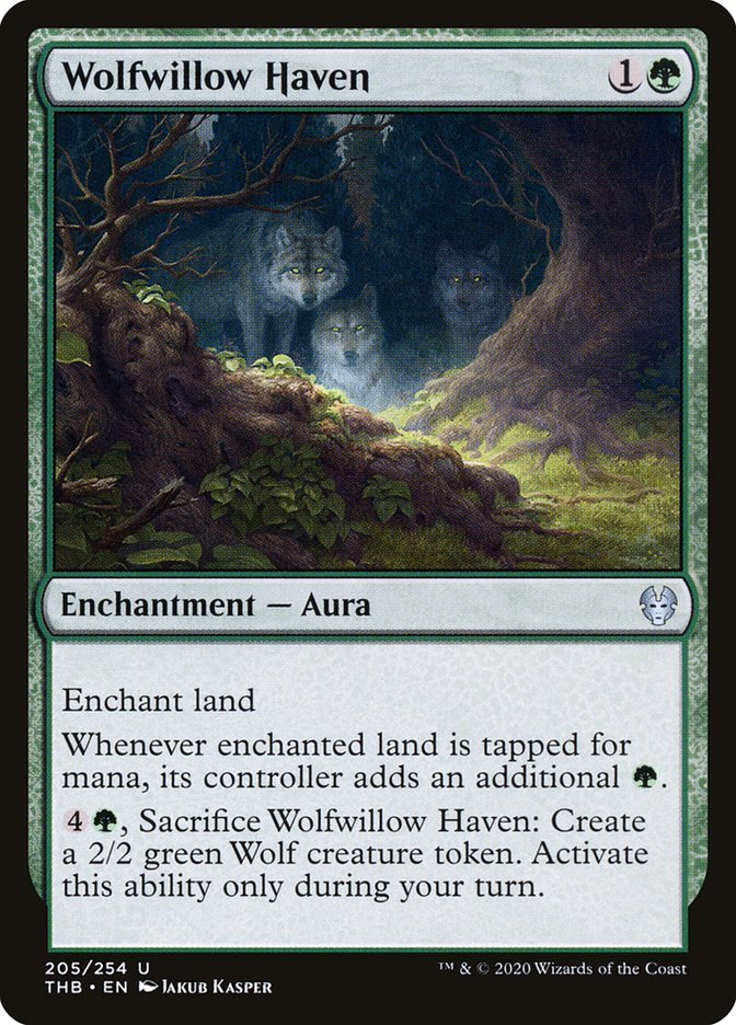 Wolfwillow Haven