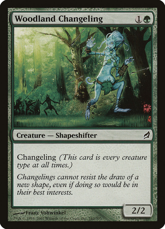 Woodland Changeling