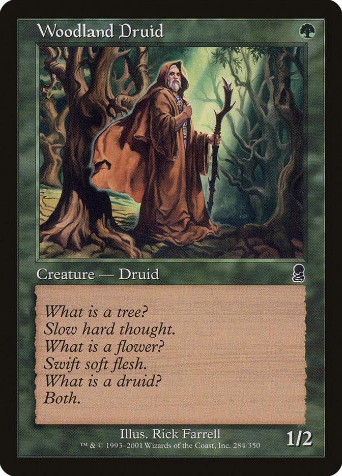 Woodland Druid