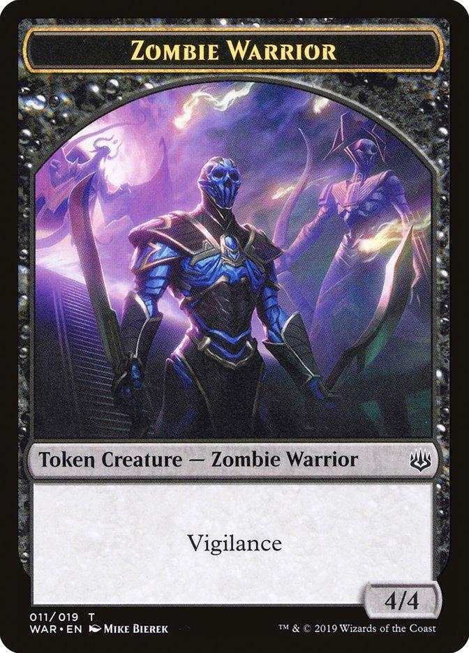 Zombie Warrior