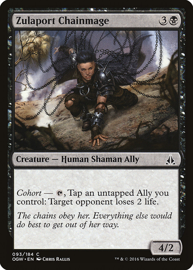 Zulaport Chainmage