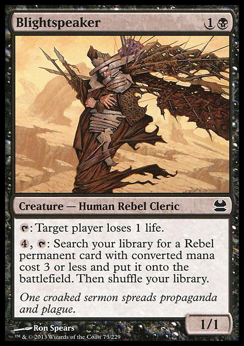 "Proxies For Deck ""Rebel?"" -- DeckStats.net"