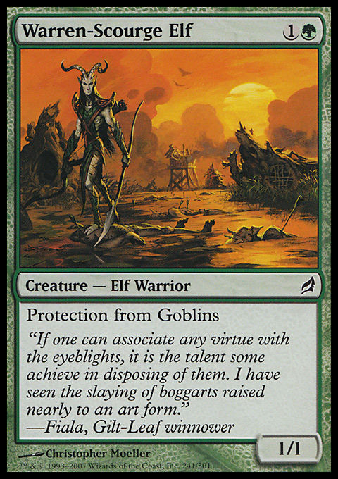 Nath Elf Tribal Edh Edh Commander Deckstatsnet Magic