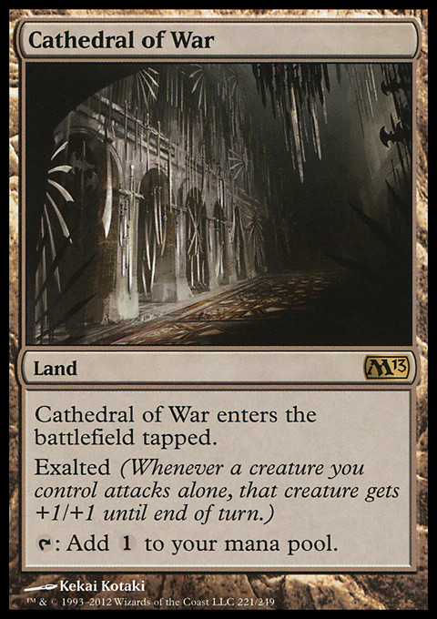 Cathedral of War