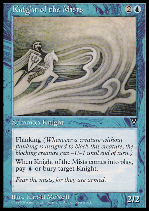 Knight of the Mists