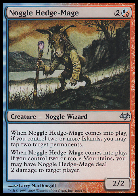 Noggle Hedge-Mage