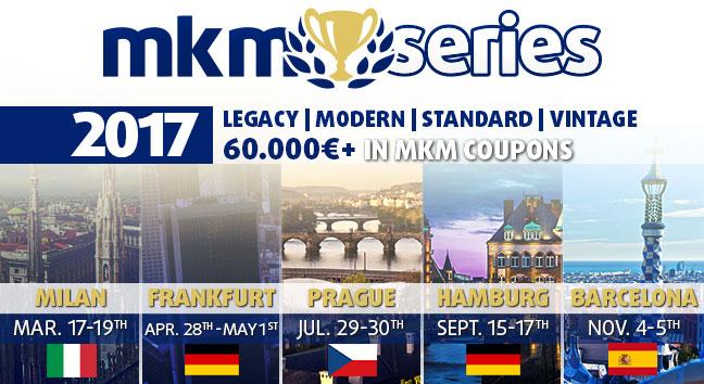 MKM Series Prag: Interview mit den Organisatoren