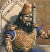King Suleiman's Foto
